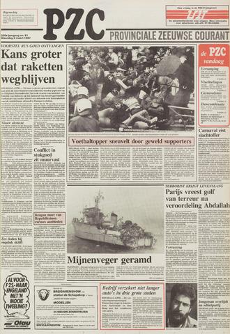 Provinciale Zeeuwse Courant 1987-03-02