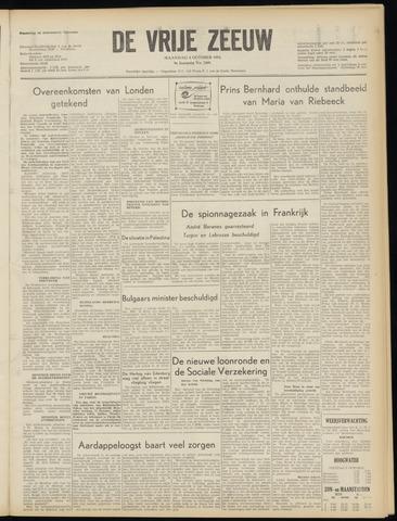 de Vrije Zeeuw 1954-10-04