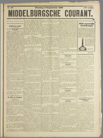 Middelburgsche Courant 1927-09-06