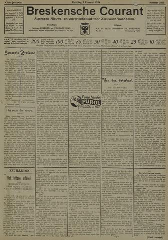 Breskensche Courant 1934-02-03