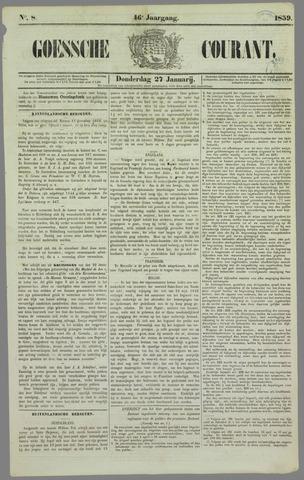 Goessche Courant 1859-01-27