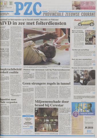 Provinciale Zeeuwse Courant 2005-01-14