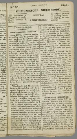 Zierikzeesche Nieuwsbode 1844-11-06