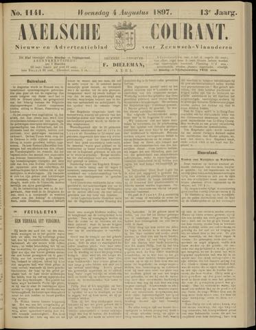 Axelsche Courant 1897-08-04