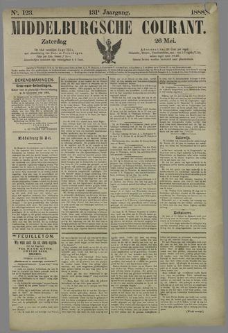 Middelburgsche Courant 1888-05-26