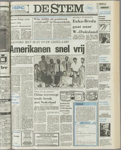 de Stem 1981-01-19
