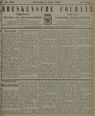 Breskensche Courant 1902-04-09