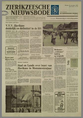 Zierikzeesche Nieuwsbode 1975-11-11