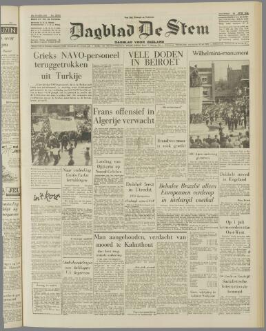 de Stem 1958-06-16