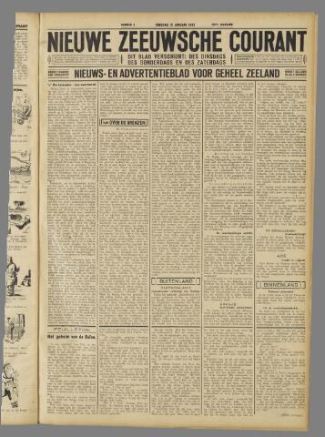 Nieuwe Zeeuwsche Courant 1932-01-12