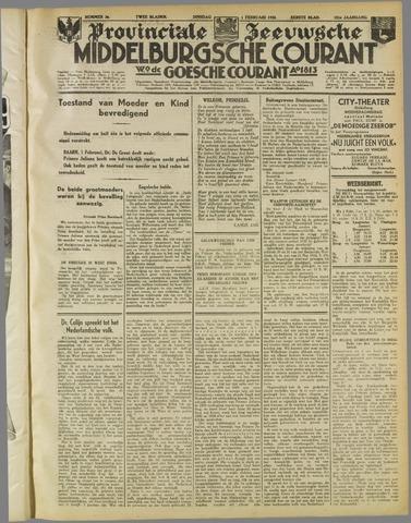 Middelburgsche Courant 1938-02-01