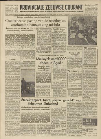 Provinciale Zeeuwse Courant 1960-03-05