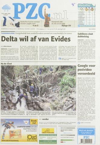 Provinciale Zeeuwse Courant 2010-02-25