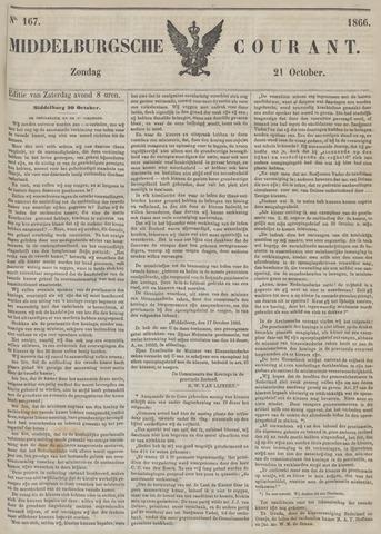 Middelburgsche Courant 1866-10-21