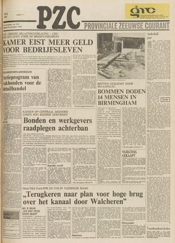 Provinciale Zeeuwse Courant 1974-11-22