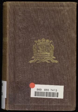 Zeeland jaarboekje 1853-01-01