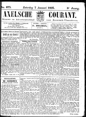 Axelsche Courant 1893-01-07