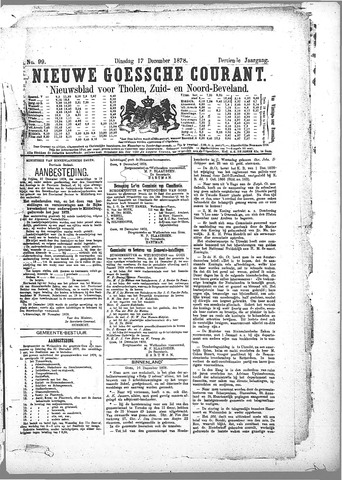 Nieuwe Goessche Courant 1878-12-17