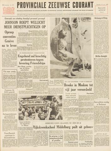 Provinciale Zeeuwse Courant 1965-07-24