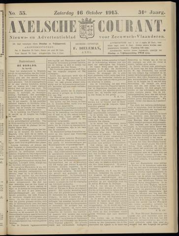 Axelsche Courant 1915-10-16