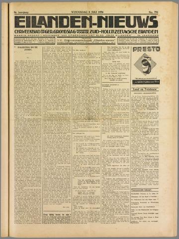 Eilanden-nieuws. Christelijk streekblad op gereformeerde grondslag 1936-07-08