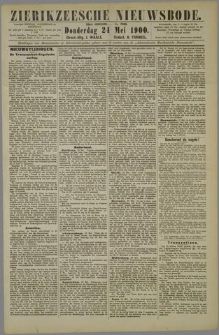 Zierikzeesche Nieuwsbode 1900-05-24
