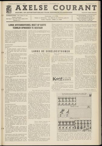 Axelsche Courant 1960-12-03