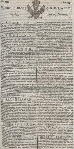 Middelburgsche Courant 1778-12-22