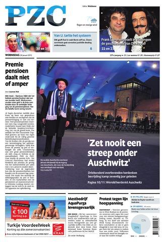 Provinciale Zeeuwse Courant 2015-01-28
