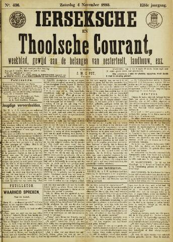 Ierseksche en Thoolsche Courant 1893-11-04