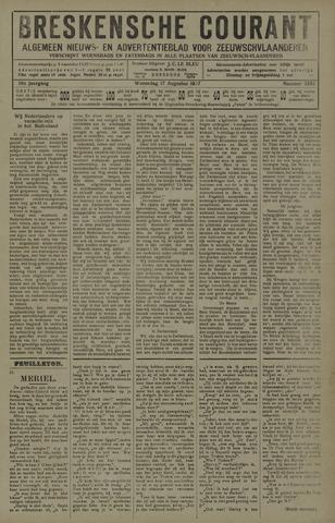 Breskensche Courant 1927-08-17