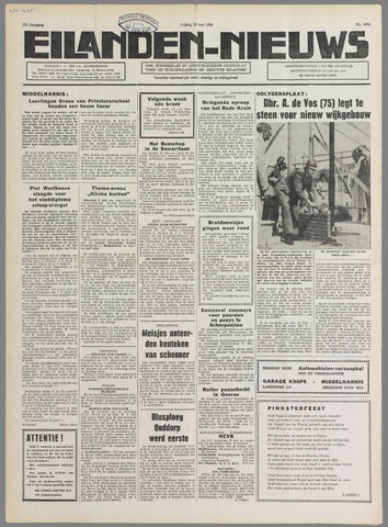 Eilanden-nieuws. Christelijk streekblad op gereformeerde grondslag 1980-05-23