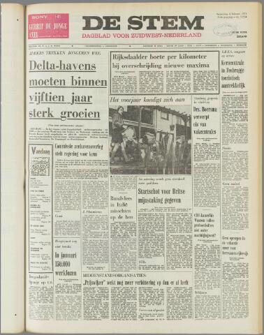 de Stem 1974-02-06