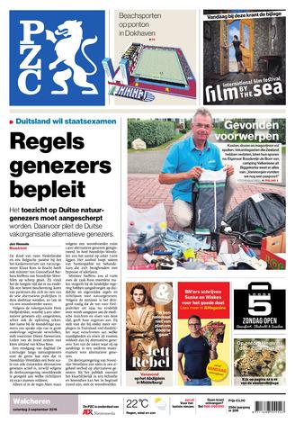 Provinciale Zeeuwse Courant 2016-09-03