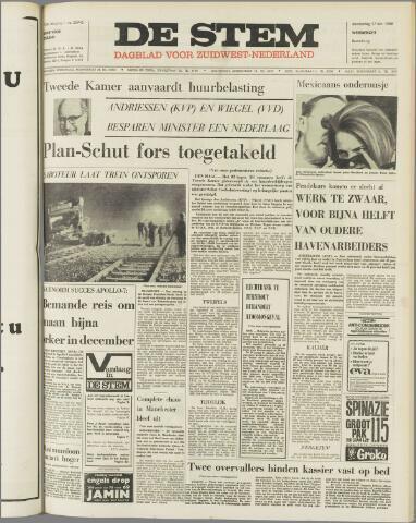de Stem 1968-10-17