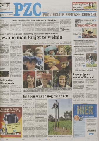 Provinciale Zeeuwse Courant 2006-09-20