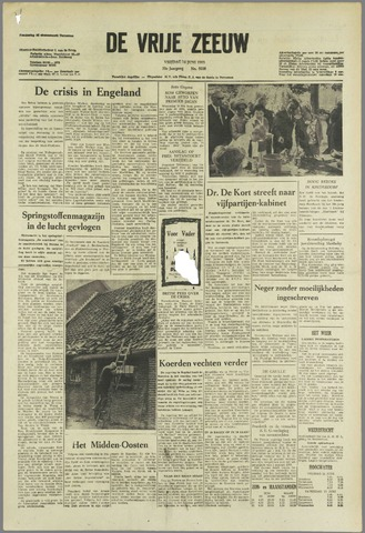 de Vrije Zeeuw 1963-06-14
