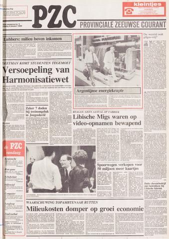 Provinciale Zeeuwse Courant 1989-01-06