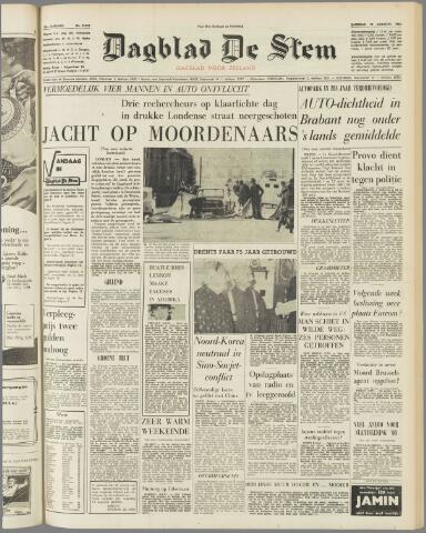 de Stem 1966-08-13