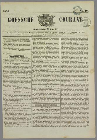 Goessche Courant 1853-03-03