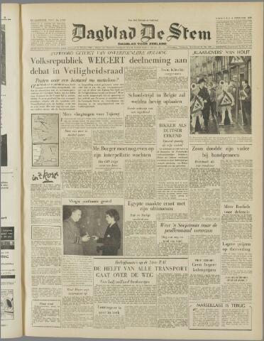 de Stem 1955-02-04
