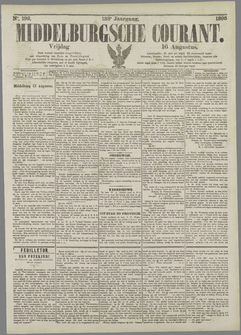 Middelburgsche Courant 1895-08-16