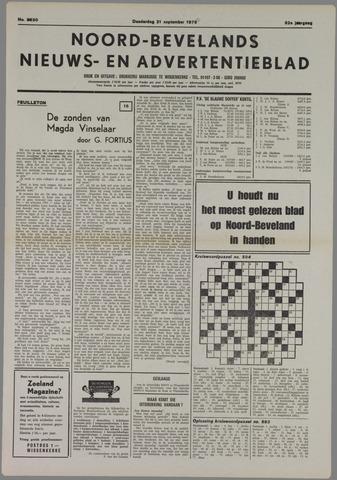 Noord-Bevelands Nieuws- en advertentieblad 1978-09-21