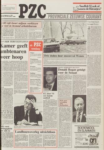Provinciale Zeeuwse Courant 1986-12-16