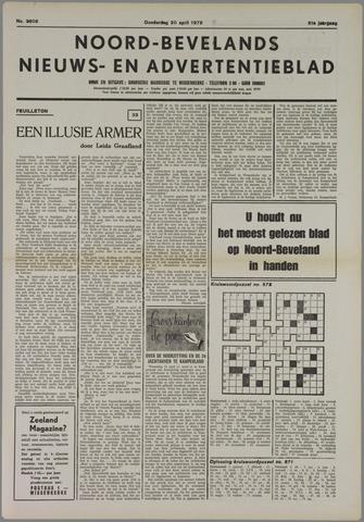 Noord-Bevelands Nieuws- en advertentieblad 1978-04-20