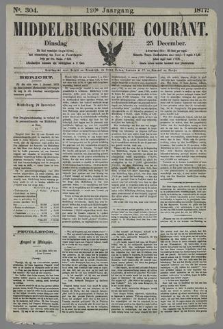 Middelburgsche Courant 1877-12-25