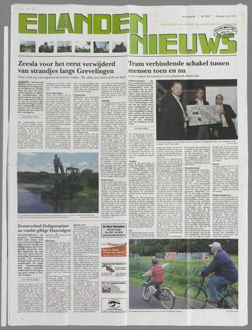 Eilanden-nieuws. Christelijk streekblad op gereformeerde grondslag 2007-07-31