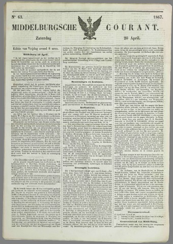 Middelburgsche Courant 1867-04-20