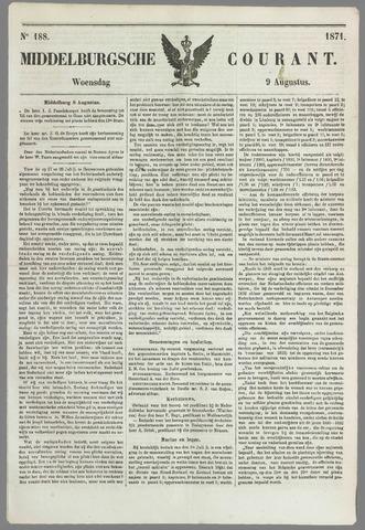 Middelburgsche Courant 1871-08-09