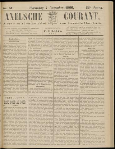 Axelsche Courant 1906-11-07